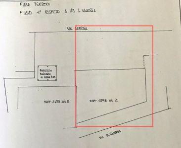 planimetria Casa indipendente Vendita Rezzago
