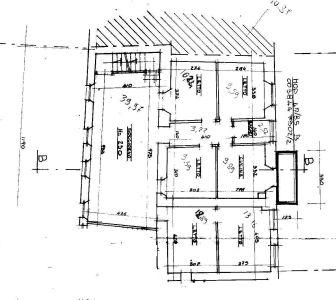 planimetria Casa indipendente Vendita Rovetta