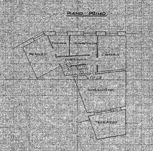 planimetria Casa indipendente Vendita Torrebelvicino