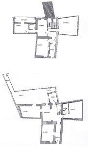 planimetria Casa indipendente Vendita Tresnuraghes