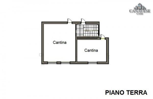 foto piantina Casa indipendente vicolo Paolo Sarpi 1, Vistrorio