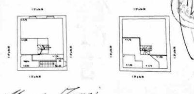 planimetria Loft / Open Space Vendita Campi Bisenzio