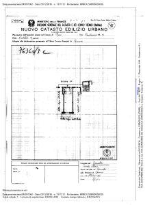 planimetria Loft / Open Space Vendita Genova