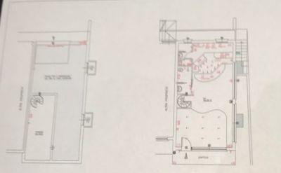 planimetria Loft / Open Space Vendita Porlezza