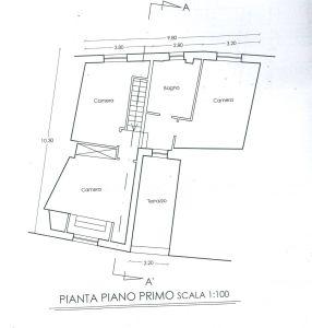 planimetria Palazzo / Stabile Vendita Ciampino