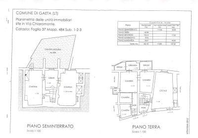 foto  Palazzo / Stabile salita Chiaromonte, Gaeta