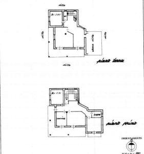 planimetria Palazzo / Stabile Vendita Marzano Appio