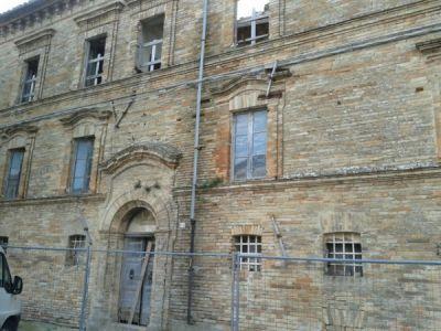 planimetria Palazzo / Stabile Vendita Petritoli
