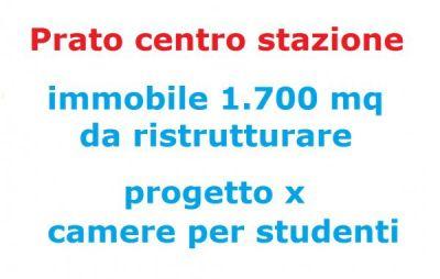 planimetria Palazzo / Stabile Vendita Prato