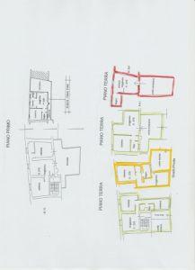 planimetria Palazzo / Stabile Vendita Recetto
