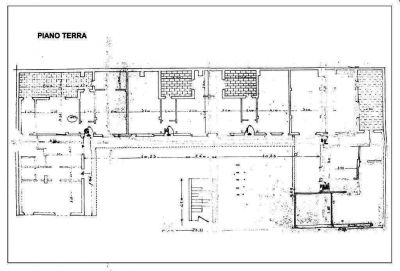 planimetria Palazzo / Stabile Vendita Rivolta d'Adda