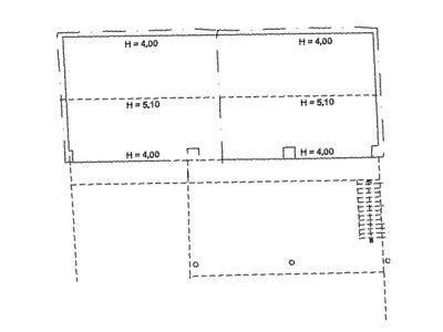 planimetria Rustico / Casale Vendita Borgomanero