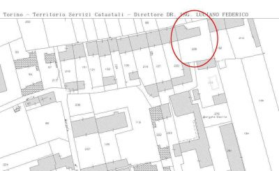 planimetria Rustico / Casale Vendita Carmagnola