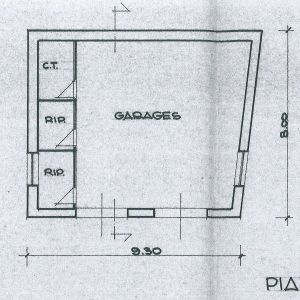 planimetria Rustico / Casale Vendita Carpegna
