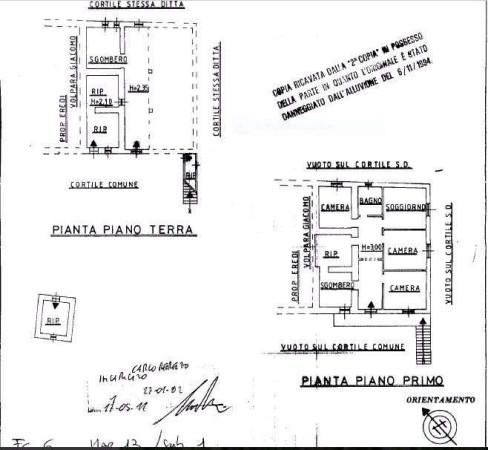 foto Abitazione Rustico / Casale, buono stato, 260 mq, Casaleggio Boiro