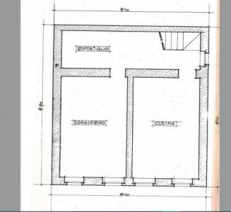 planimetria Rustico / Casale Vendita Ceresole Alba