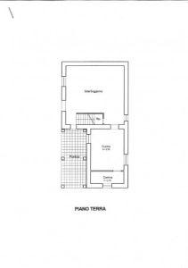 planimetria Rustico / Casale Vendita Cerreto di Spoleto