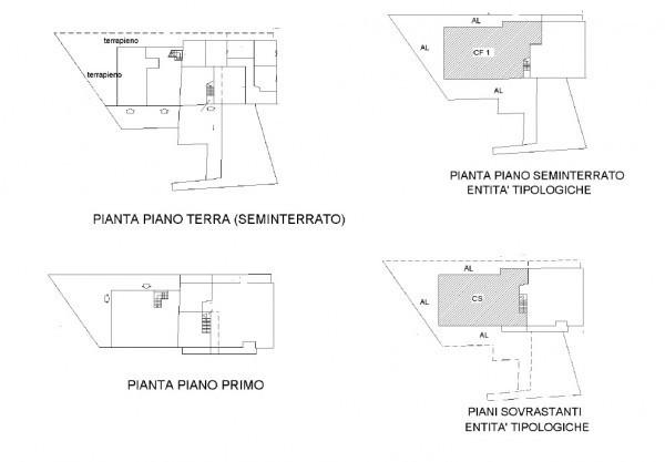 foto planimetria Rustico / Casale via Codevilla 81, Dogliani