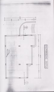 planimetria Rustico / Casale Vendita Dragoni