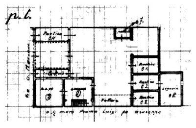 planimetria Rustico / Casale Vendita Gazoldo degli Ippoliti