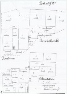 planimetria Rustico / Casale Vendita Malles Venosta