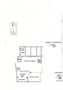 planimetria Rustico / Casale Vendita Orbassano