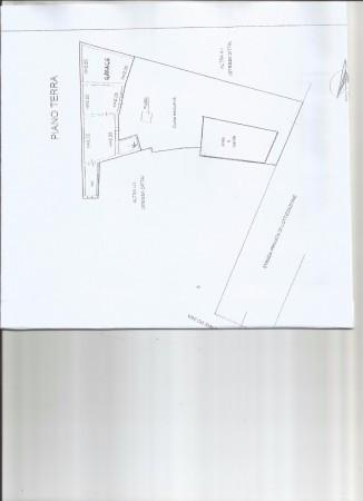 foto piantina Rustico / Casale via Monte Po, Pedara