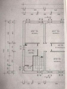 planimetria Rustico / Casale Vendita Poviglio