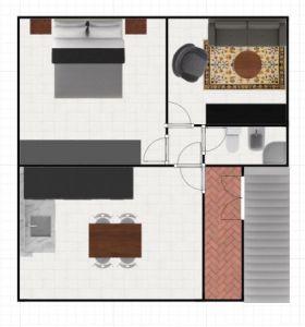 planimetria Rustico / Casale Vendita Rogno