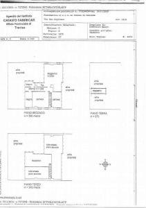 planimetria Rustico / Casale Vendita Roncade