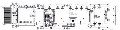 planimetria Rustico / Casale Vendita Roncola