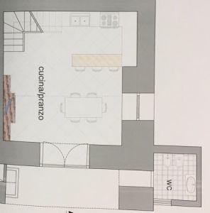 planimetria Rustico / Casale Vendita Sant'Agnello
