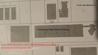 foto planimetria Terreno agricolo in Vendita a Bolsena