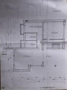 planimetria Villa Vendita Arsiero