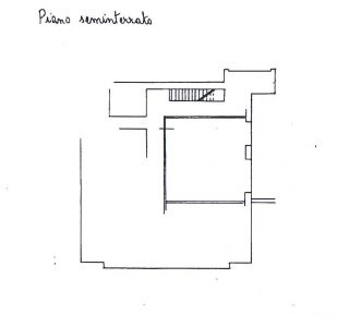 planimetria Villa Vendita Banchette