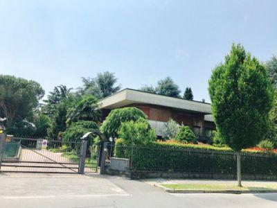 planimetria Villa Vendita Bottanuco
