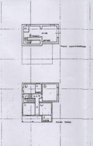 planimetria Villa Vendita Campli