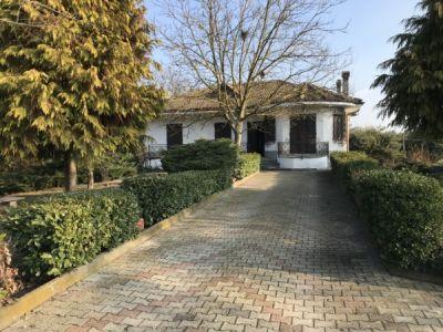planimetria Villa Vendita Canale