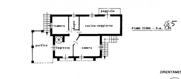 foto  Villa via Castello 10, Casaleggio Boiro