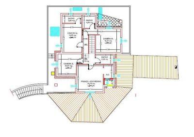 planimetria Villa Vendita Castiadas