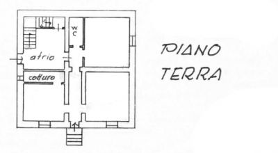 planimetria Villa Vendita Cossogno