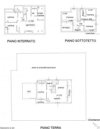 foto  Villa, ottimo stato, 210 mq, Galliate Lombardo