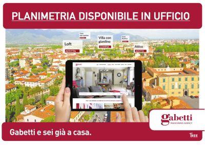planimetria Villa Vendita Gallio