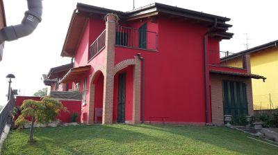 planimetria Villa Vendita Gessate