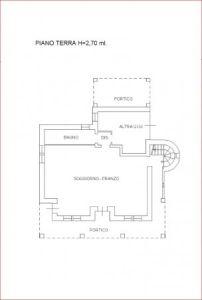 foto planimetria Villa, nuova, 200 mq, Mestrino