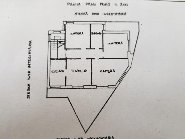 foto Piano Primo Villa via Umberto I 2, Monticello d'Alba