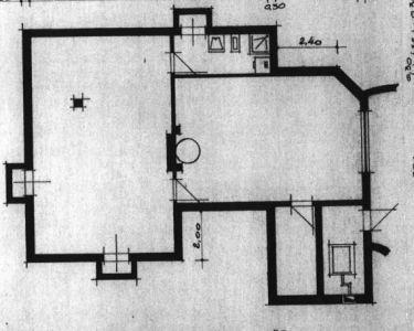 planimetria Villa Vendita Nebbiuno