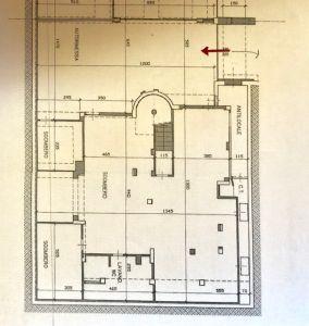 planimetria Villa Vendita Reano