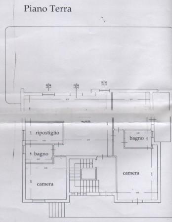 foto planimetria Villa via Sandro Botticelli 24, Sant'Egidio alla Vibrata