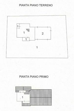 foto P.t. e p.1 Villa frazione Valunga, Santo Stefano Roero